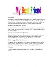 Essay on friends